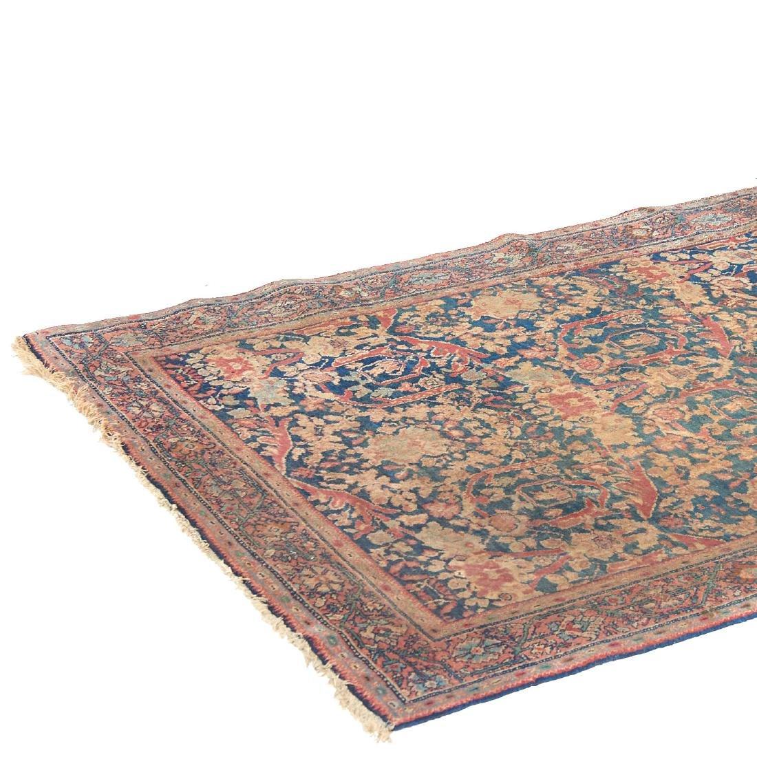Persian garden rug, ex museum - 2