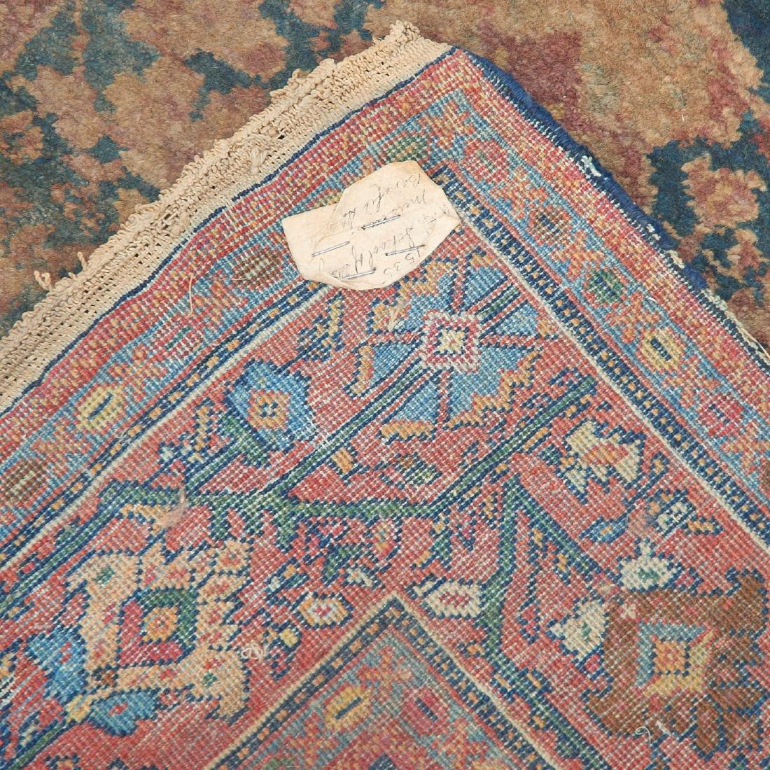 Persian garden rug, ex museum - 5