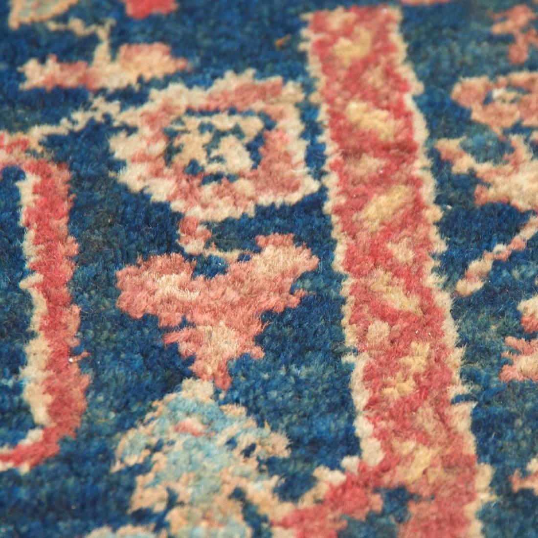 Persian garden rug, ex museum - 6