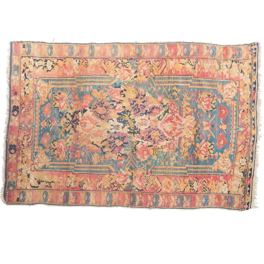 Persian Export rug, ex museum