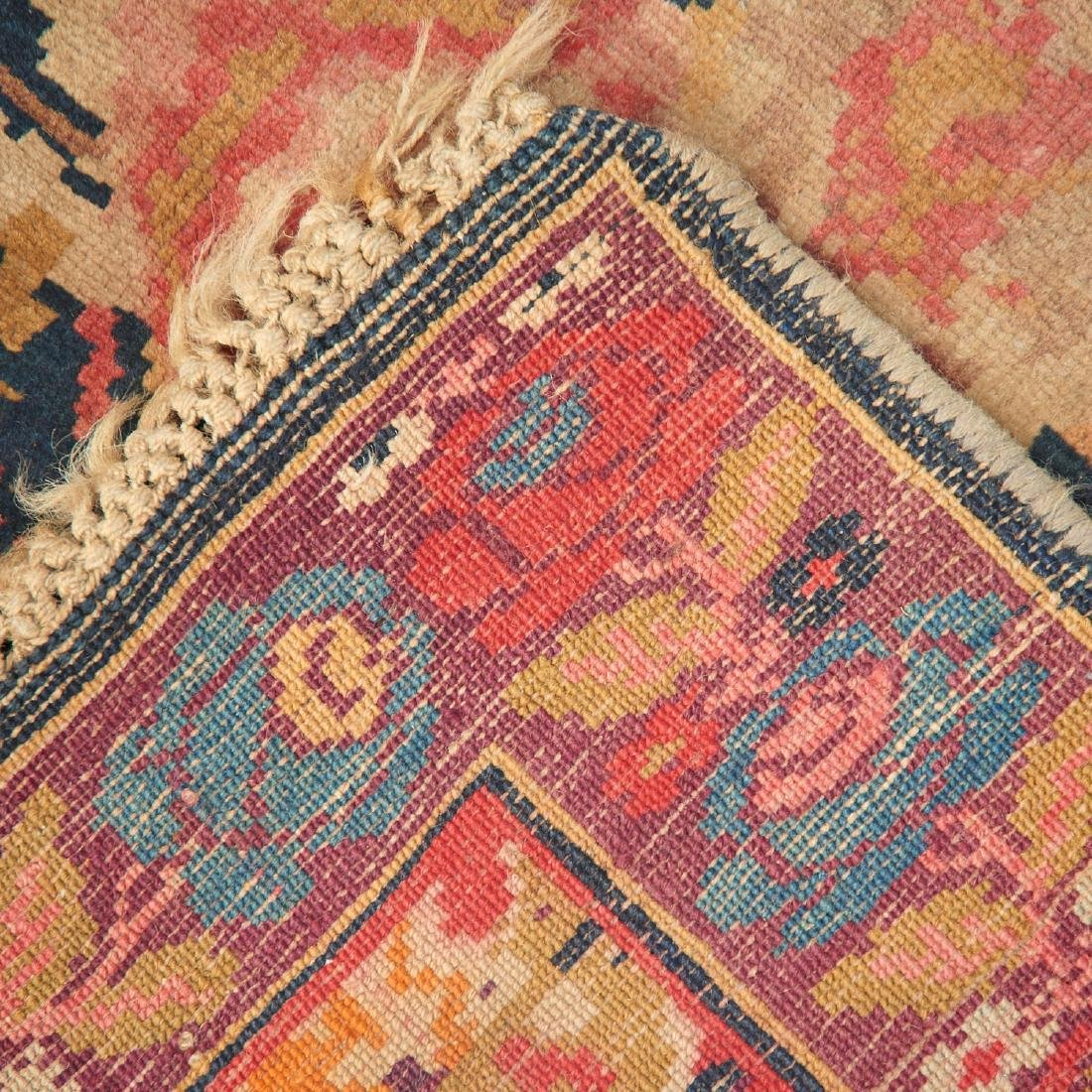 Persian Export rug, ex museum - 4
