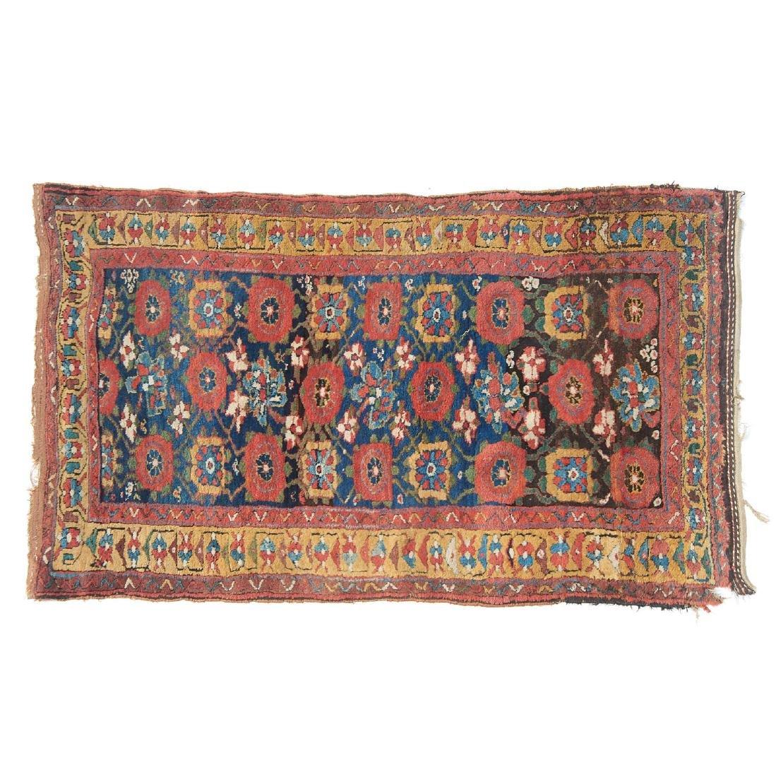 Kazak rug, ex museum