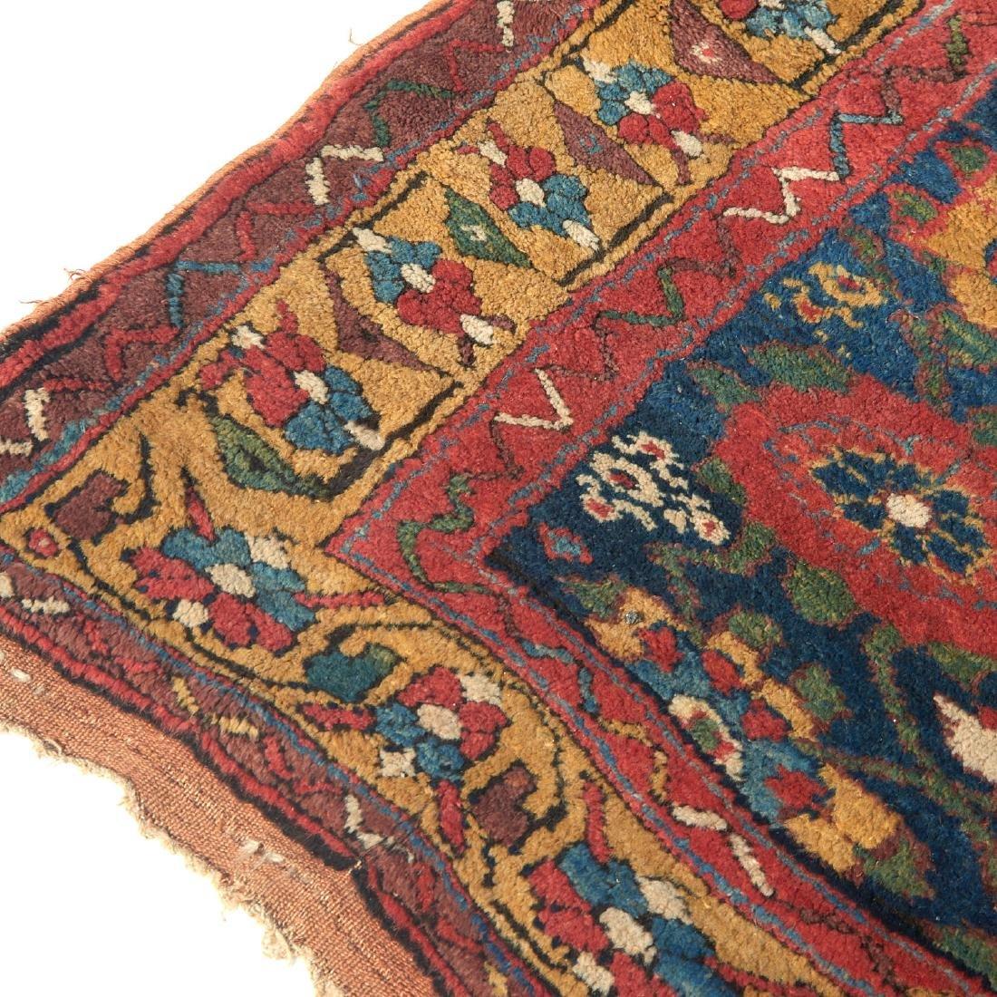 Kazak rug, ex museum - 2