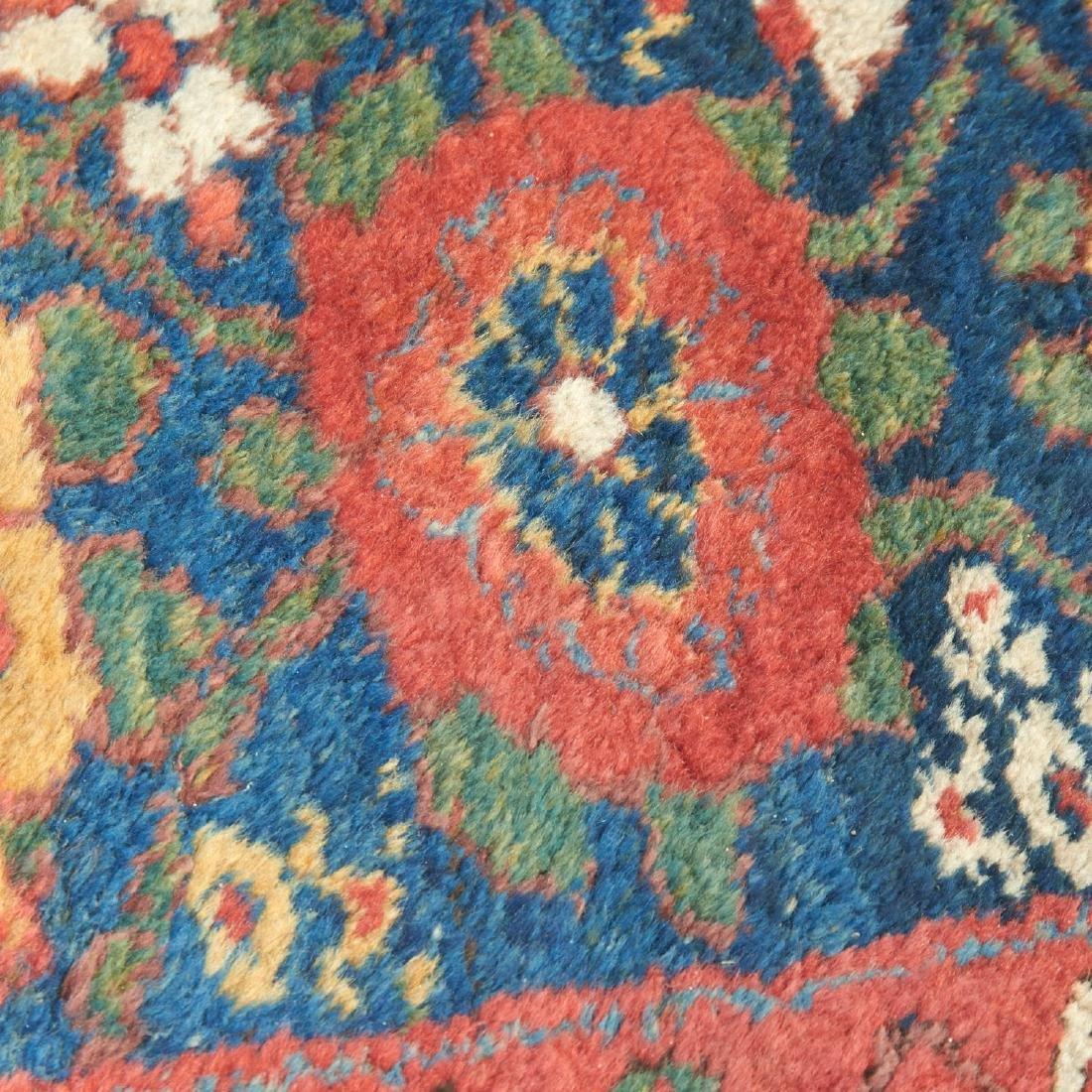 Kazak rug, ex museum - 3