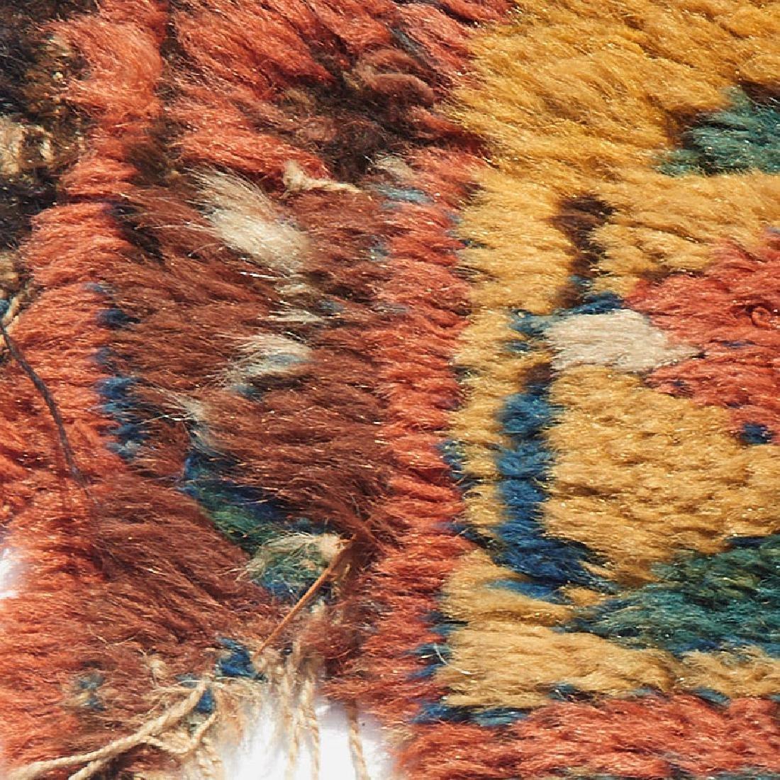 Kazak rug, ex museum - 5