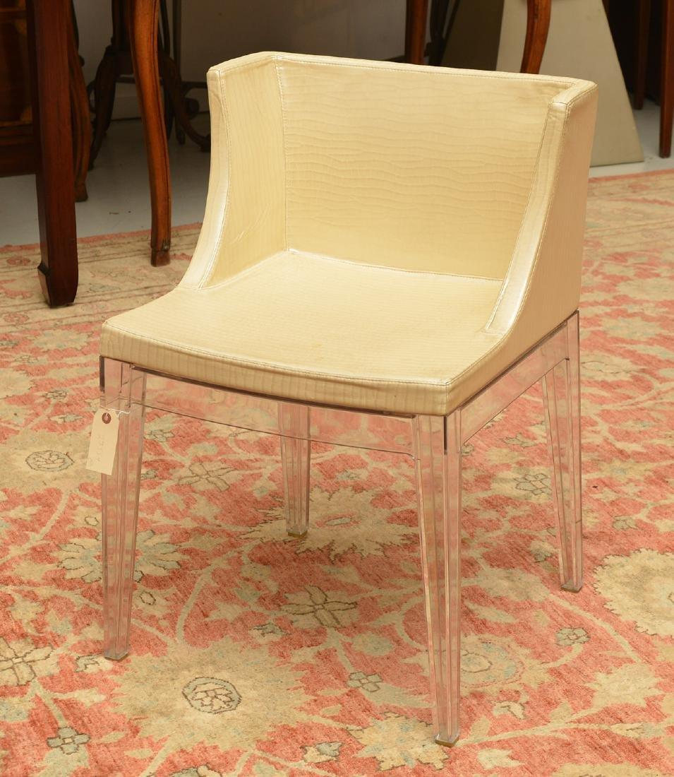 Starck for Kartell, Mademoiselle chair