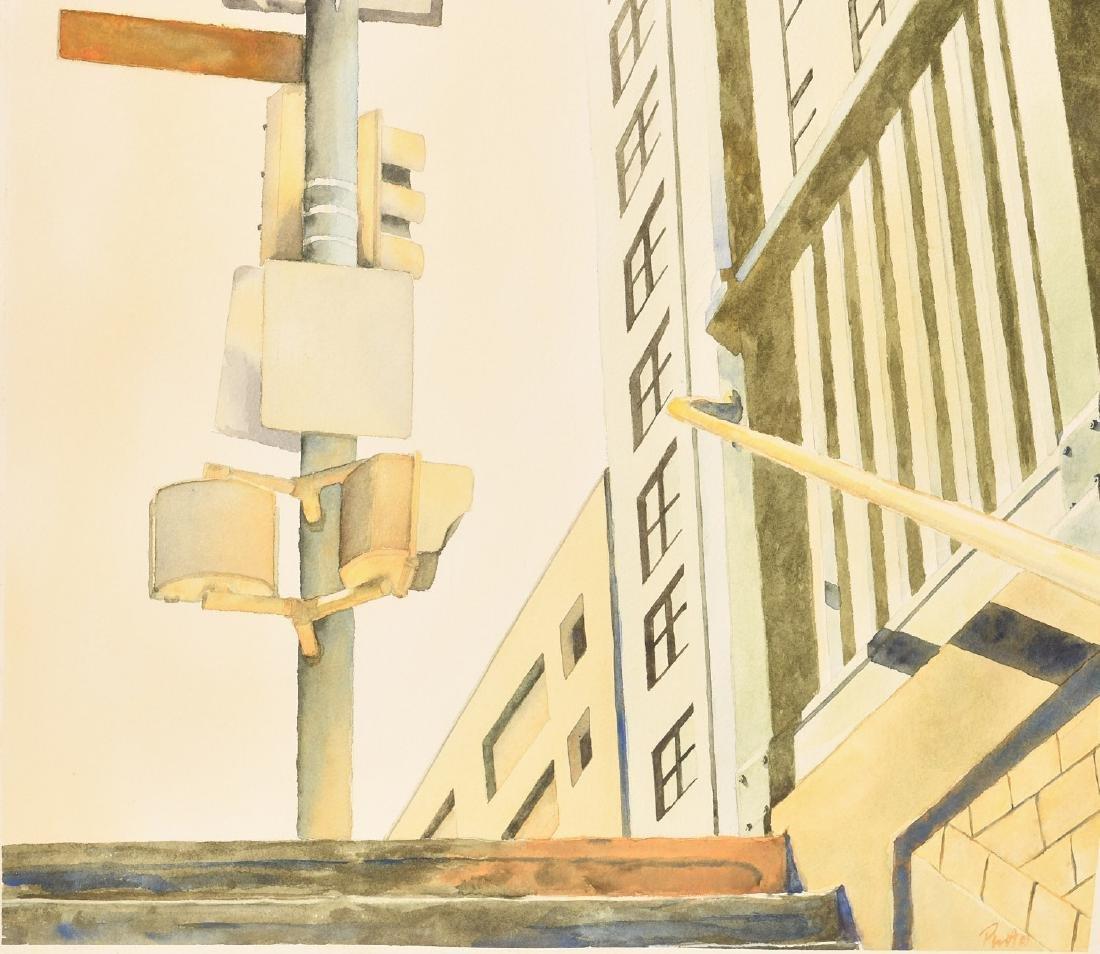 Vincent Pinto, watercolor - 3
