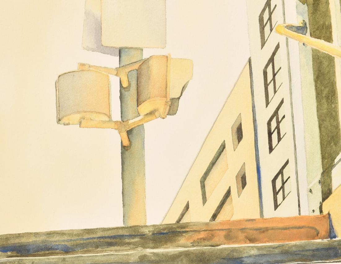 Vincent Pinto, watercolor - 4