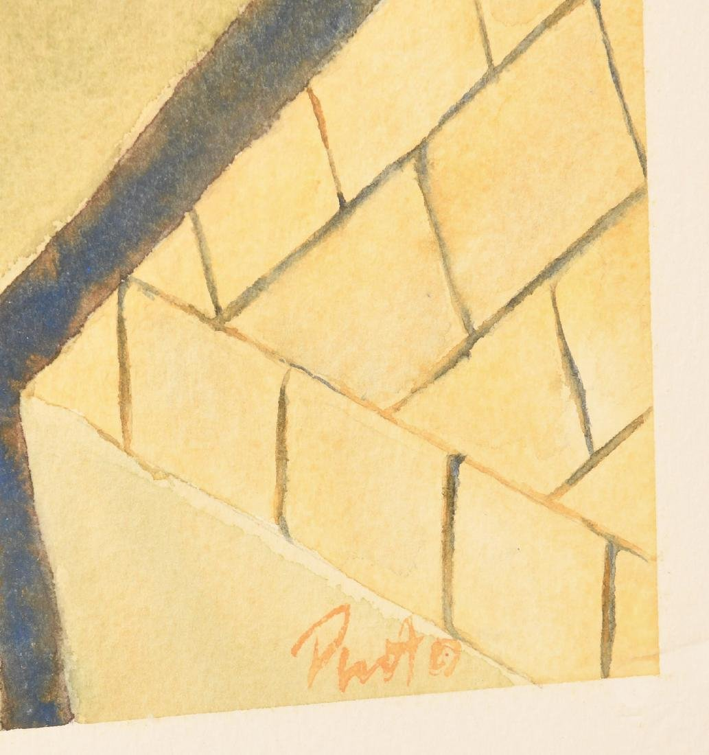 Vincent Pinto, watercolor - 5