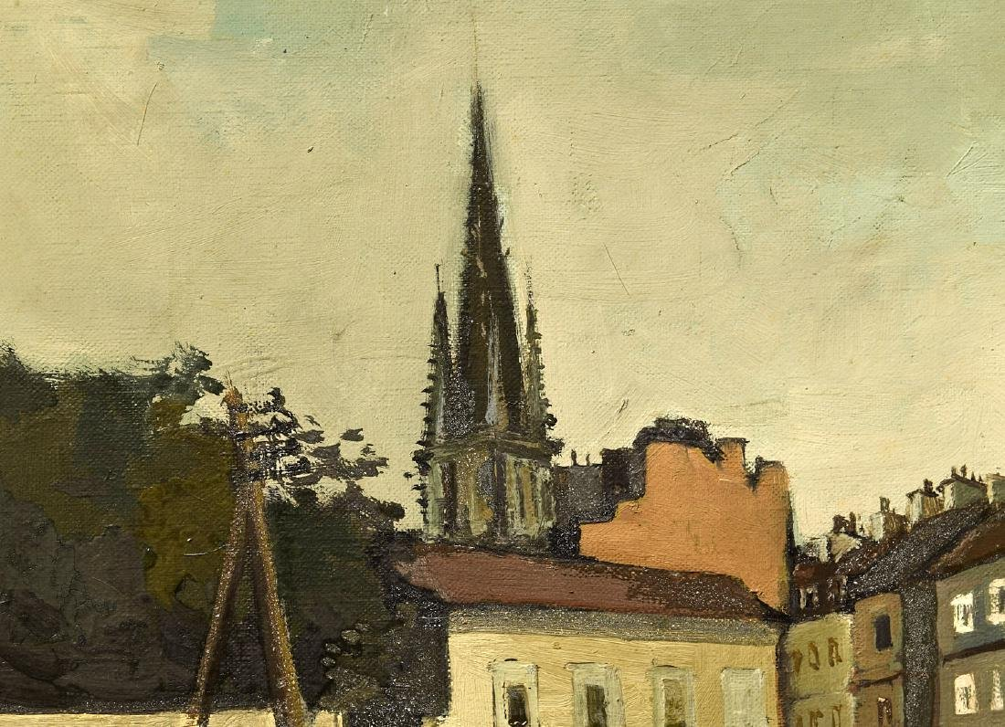 Claude Aliotti, painting - 3