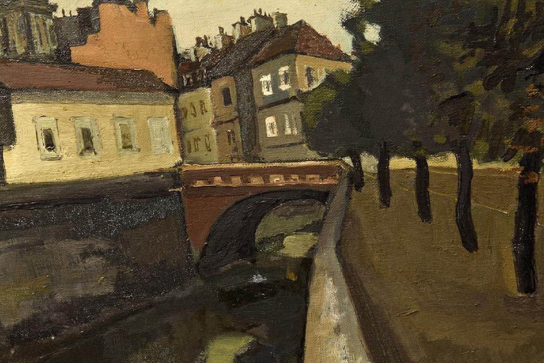 Claude Aliotti, painting - 4