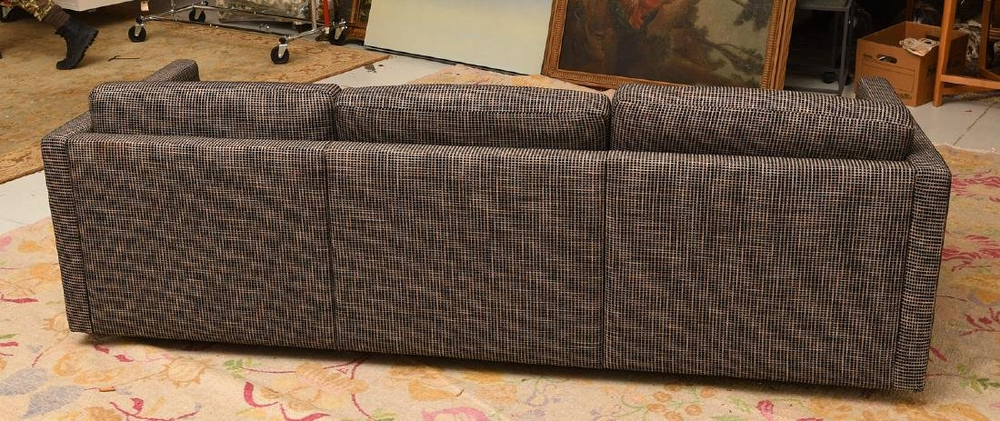 "Knoll ""Pfister"" 3-cushion sofa - 4"