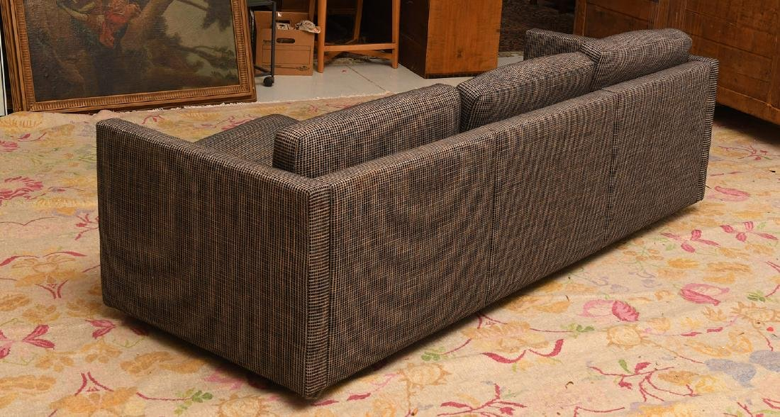 "Knoll ""Pfister"" 3-cushion sofa - 5"