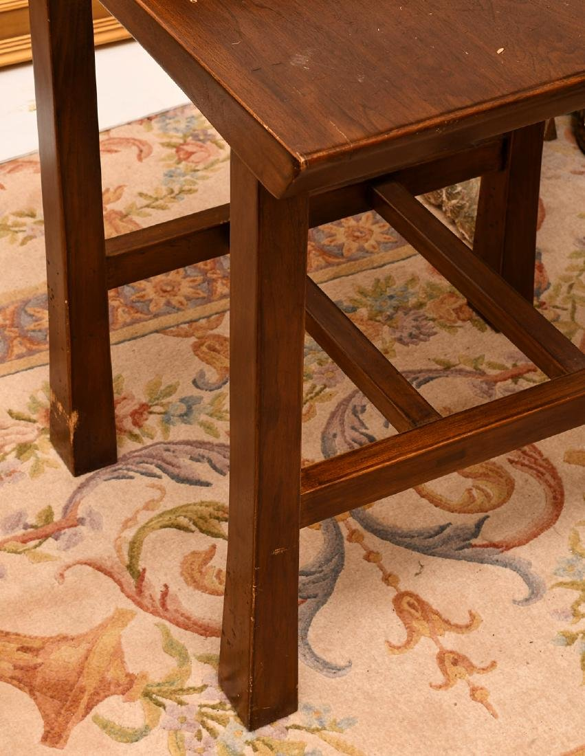 Pair Maria Yee shinto side tables - 2