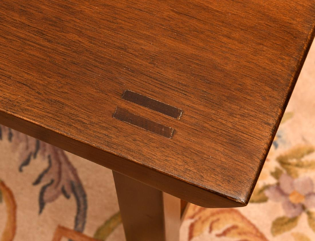 Pair Maria Yee shinto side tables - 4