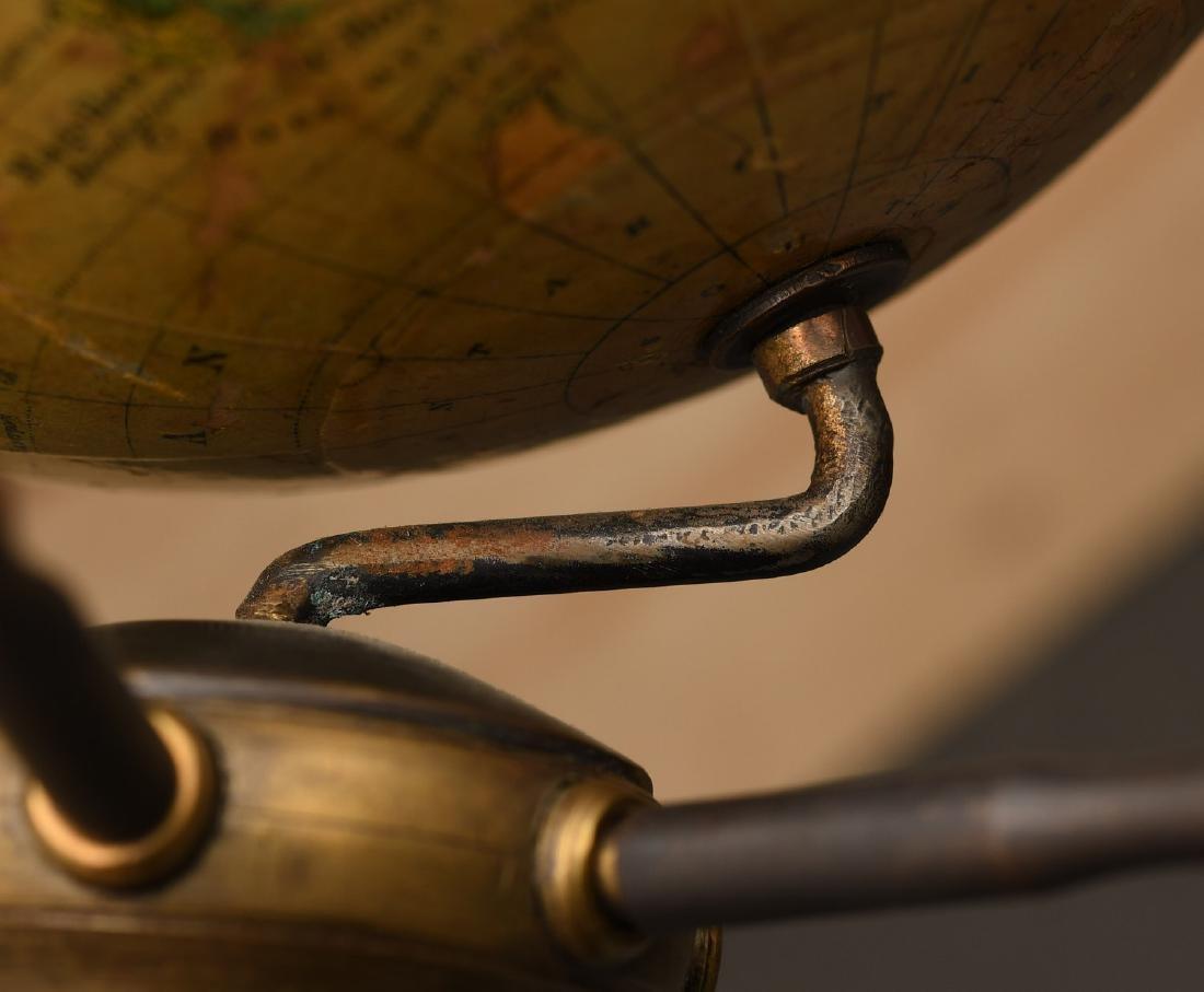 Schedler 6-inch terrestrial globe - 6