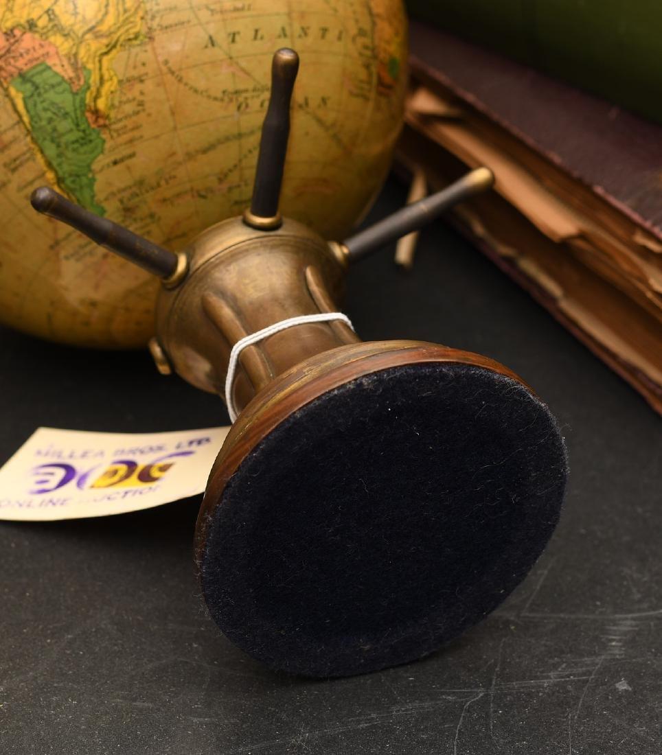 Schedler 6-inch terrestrial globe - 7