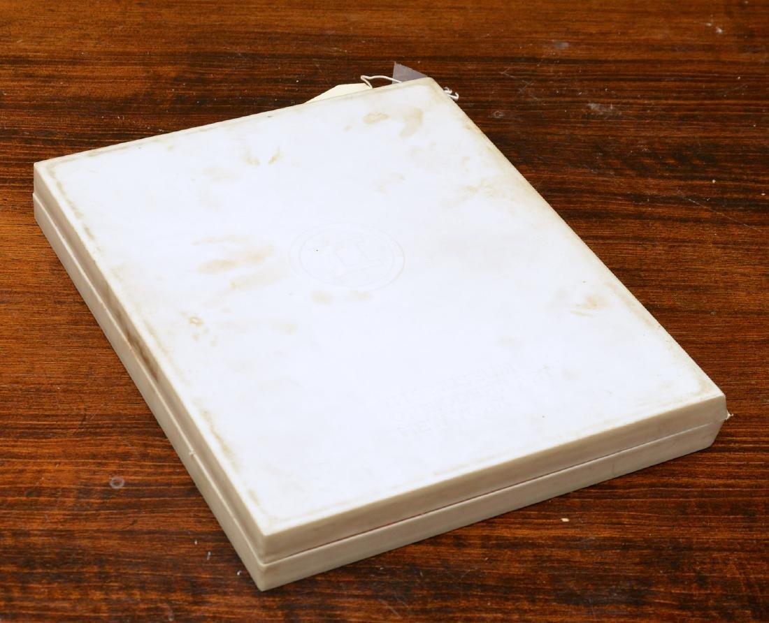 Jasper Johns, book page - 8