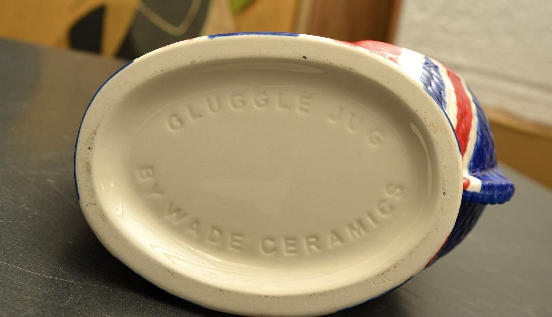 Wade Ceramics, Gluggle Jug - 7