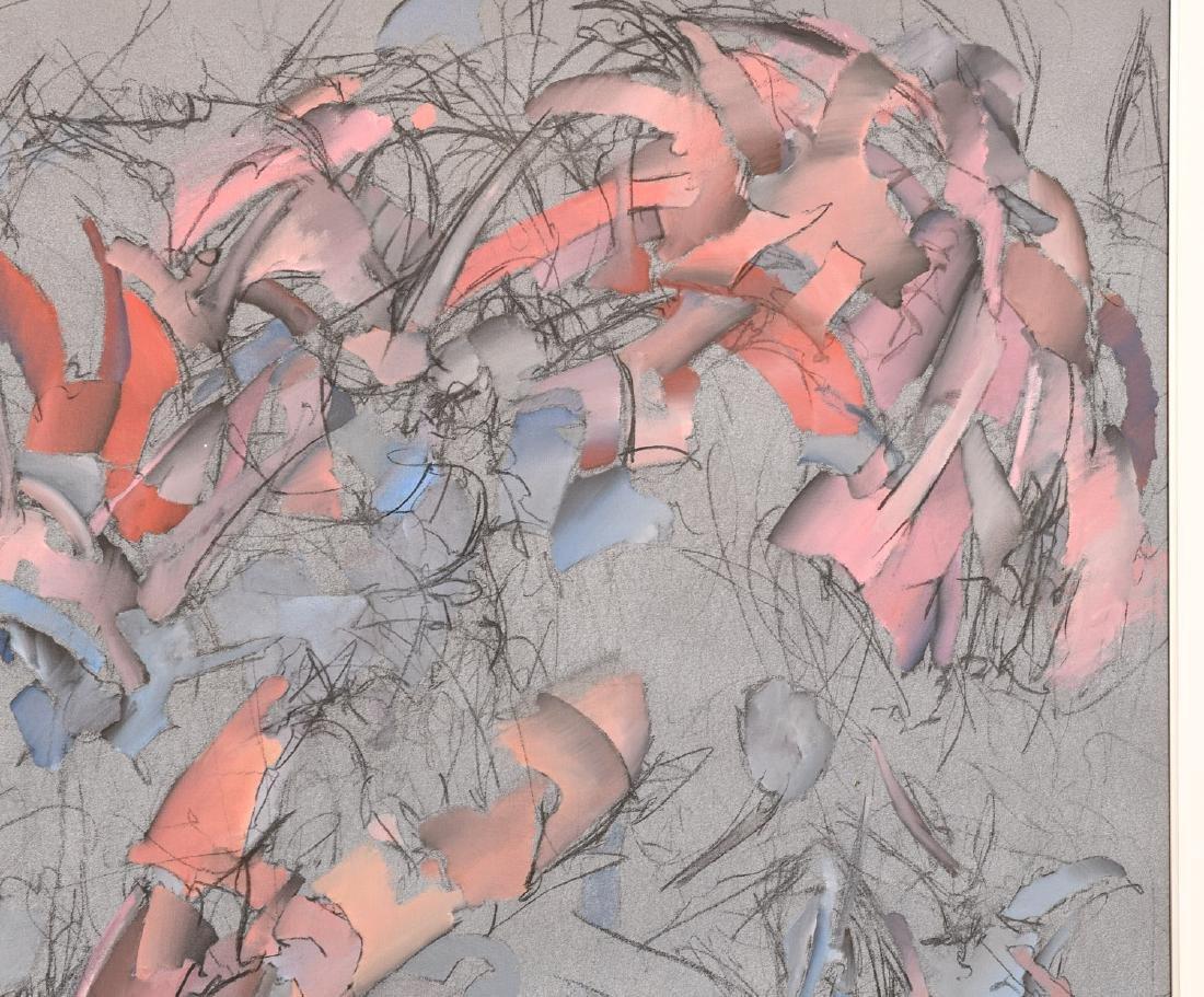 Peter Bardazzi, large painting - 2