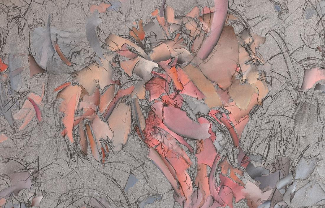 Peter Bardazzi, large painting - 3