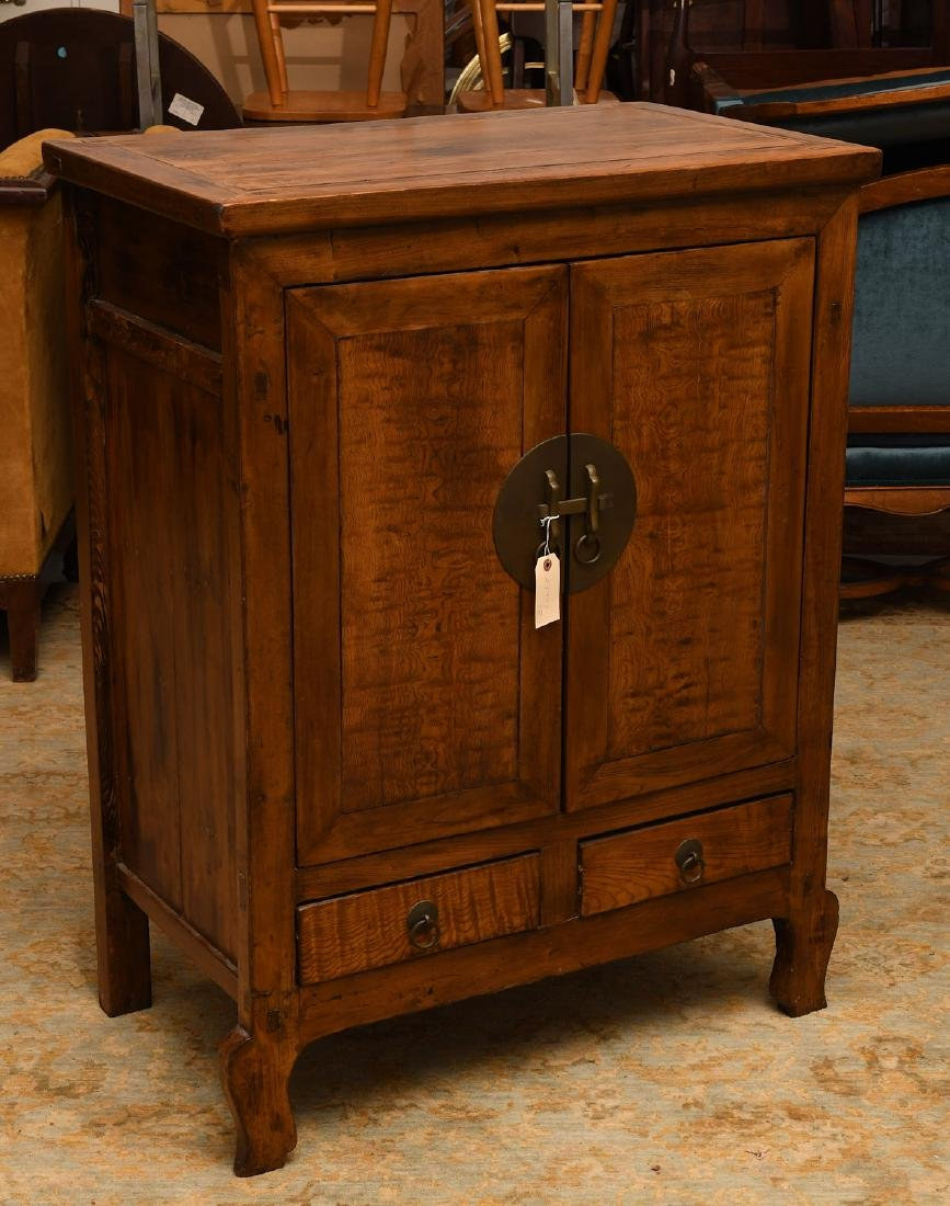 Chinese camphor wood cabinet