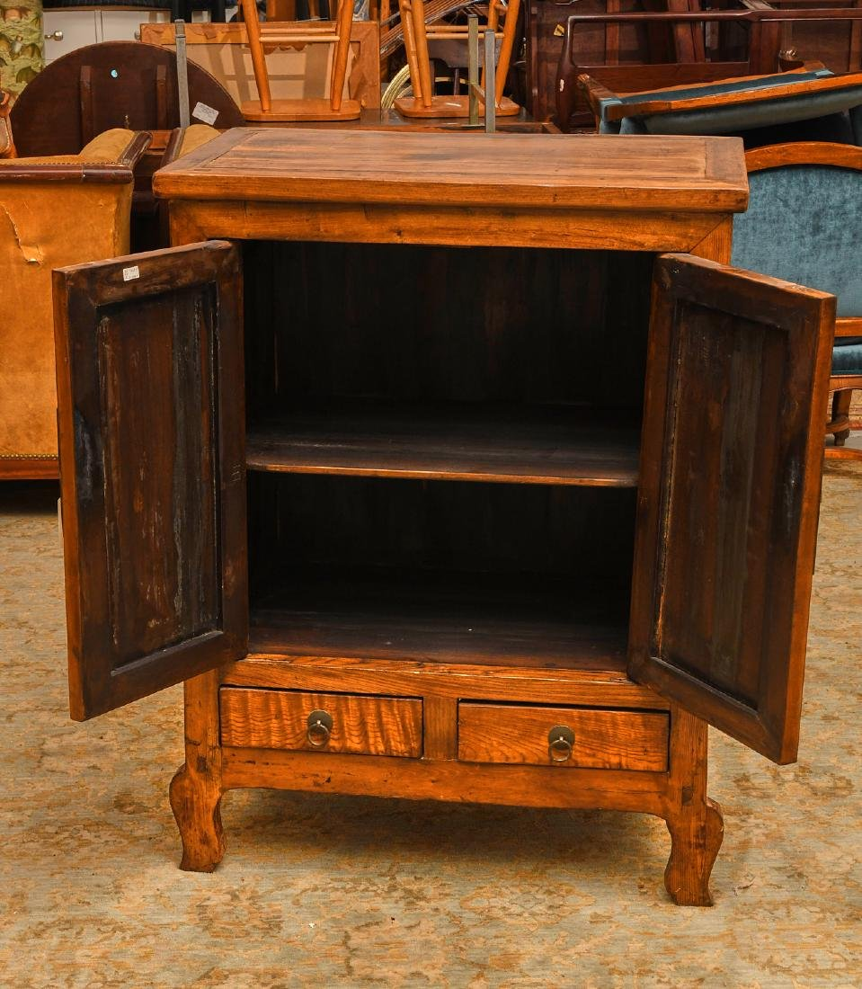 Chinese camphor wood cabinet - 5