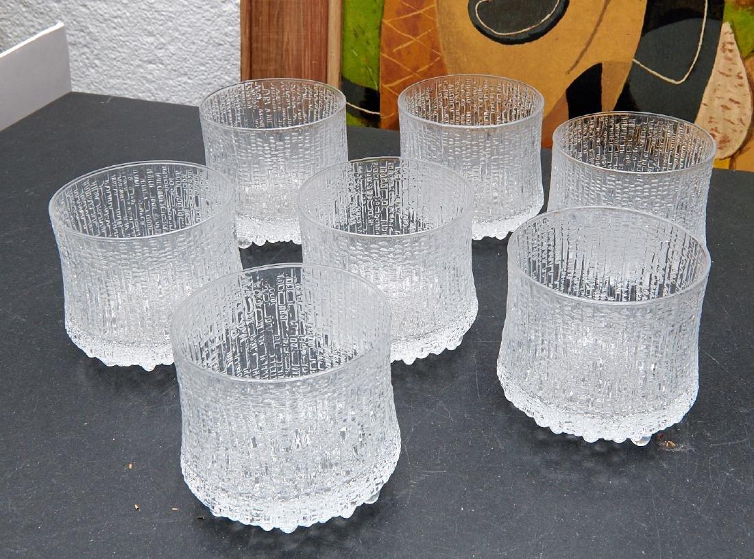 Set (7) Tapio Wirkkala for Iittala tumblers - 3