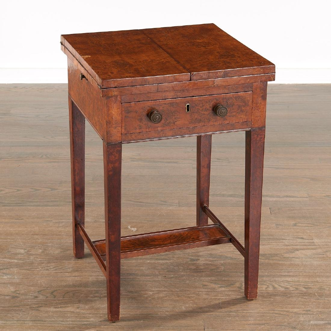 Antique Hepplewhite writing table - 2