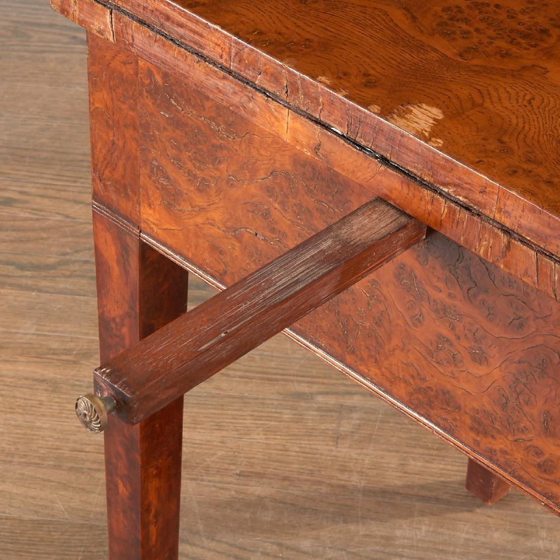 Antique Hepplewhite writing table - 4