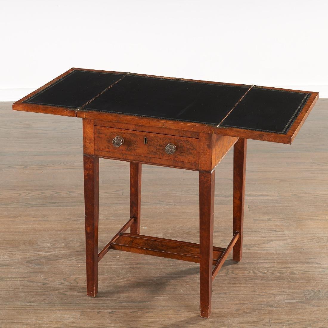 Antique Hepplewhite writing table - 5