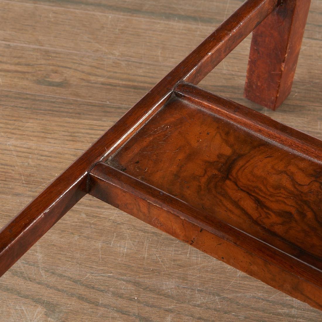 Antique Hepplewhite writing table - 8