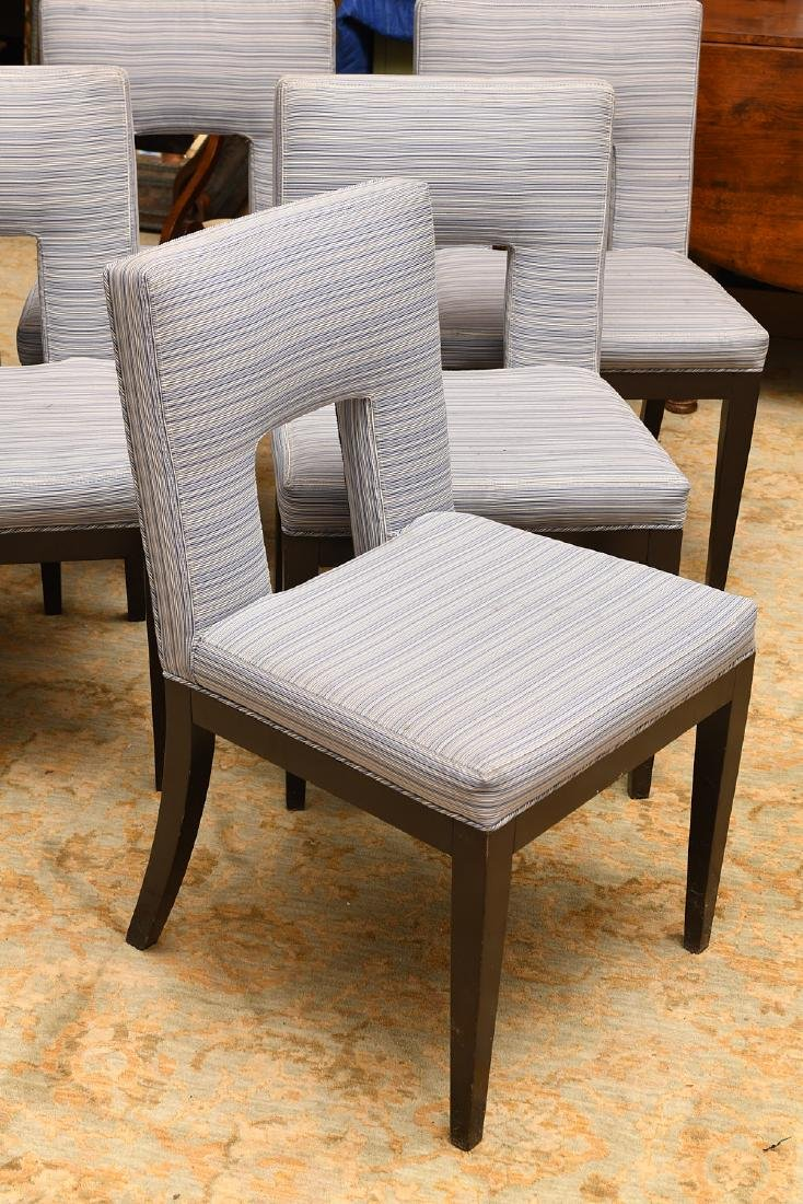 Set (6) Artistic Frame dining chairs - 2
