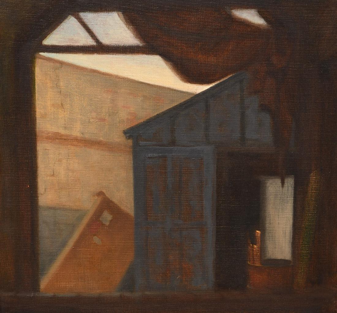 Stephen Kuzma, painting - 3