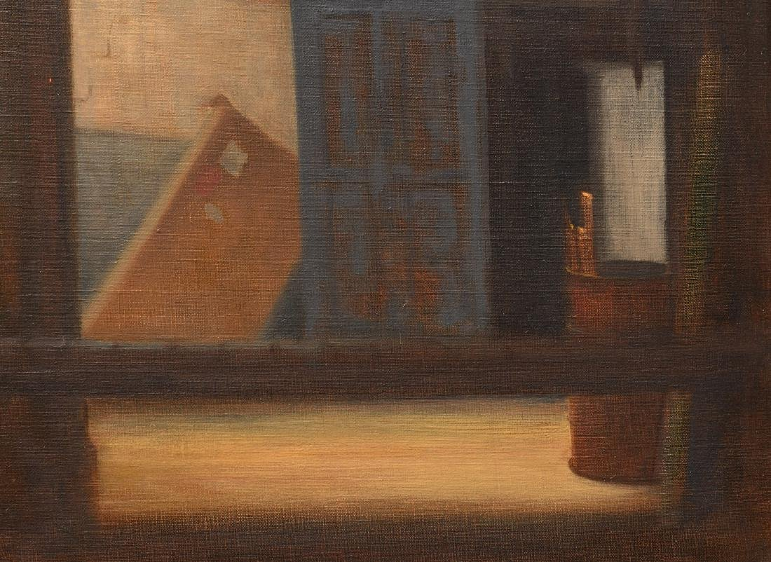 Stephen Kuzma, painting - 4