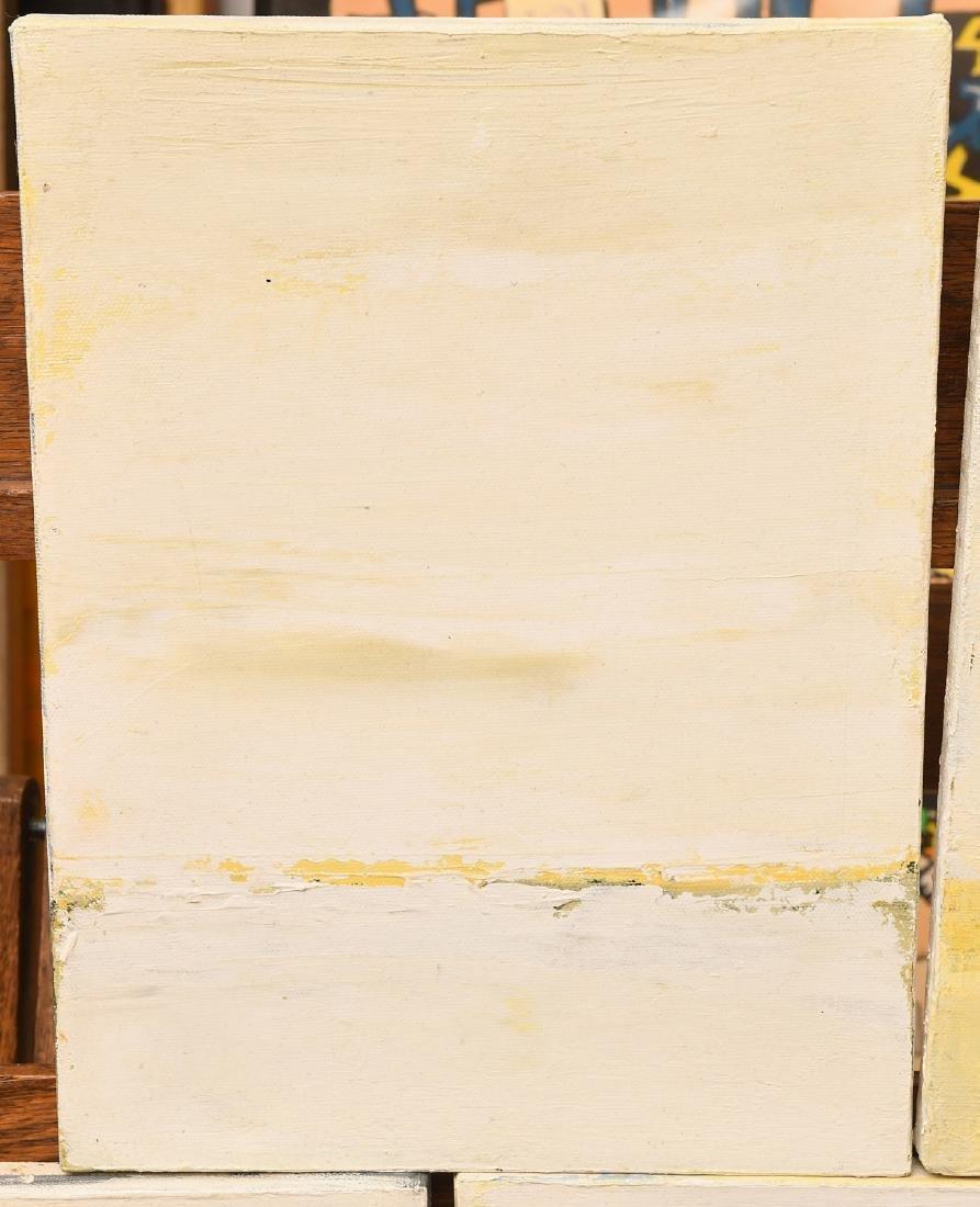 Luc Leestemaker, set (5) paintings - 2