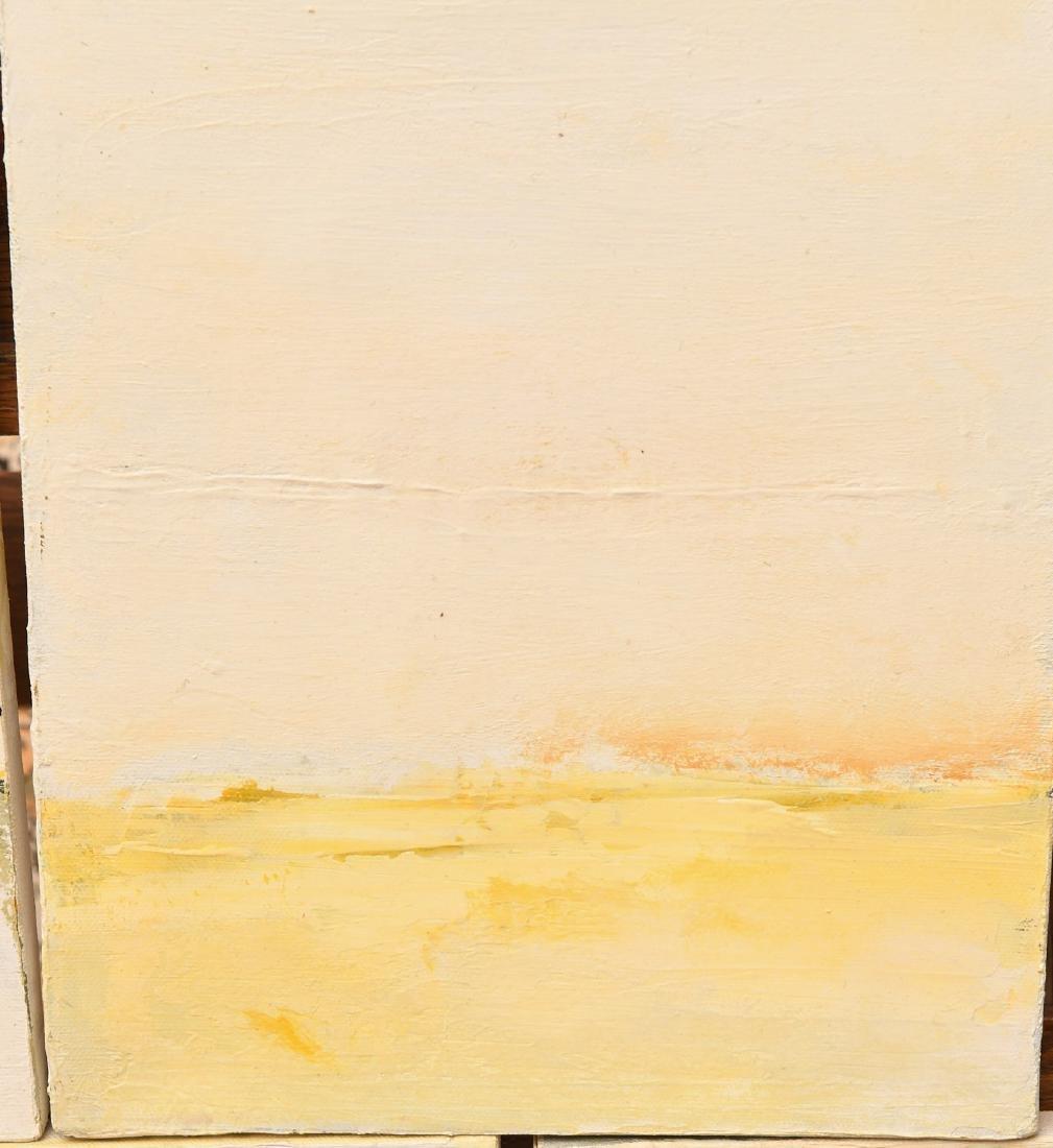 Luc Leestemaker, set (5) paintings - 3