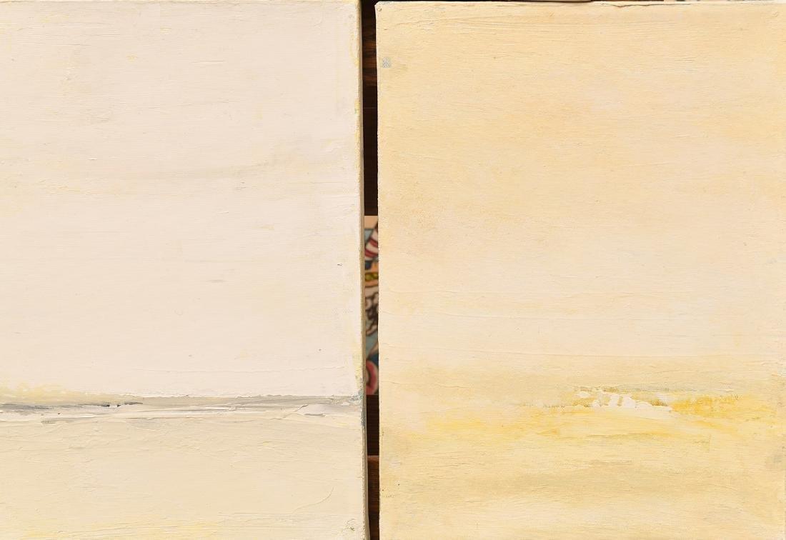 Luc Leestemaker, set (5) paintings - 5
