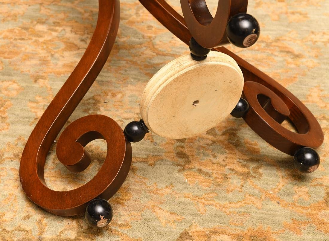Regency style occasional table - 6