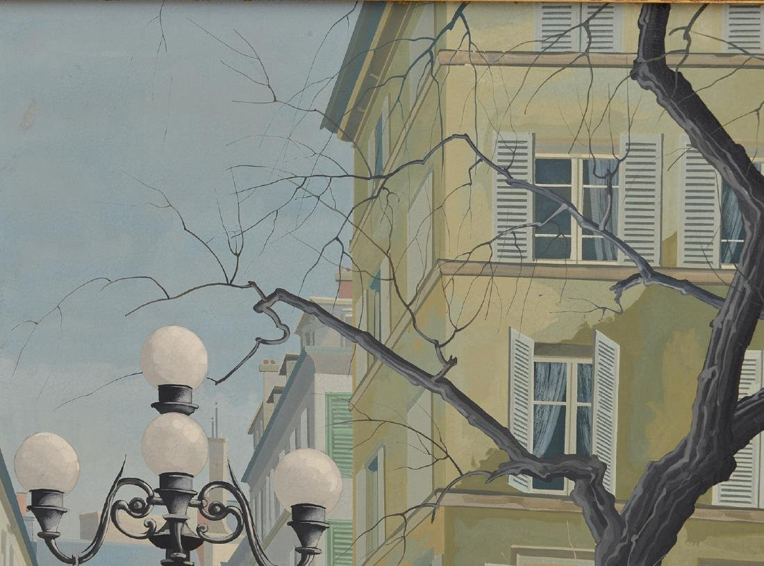 Rotasilan (Rotislaw) Racoff, painting - 3