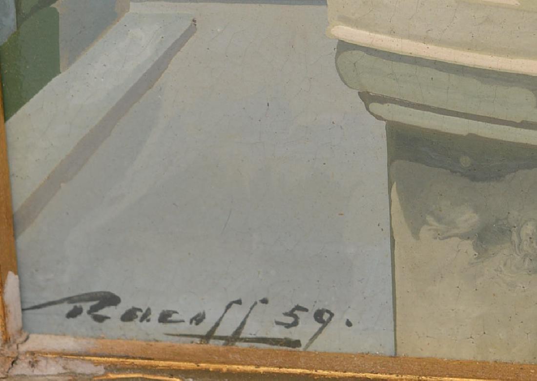Rotasilan (Rotislaw) Racoff, painting - 5
