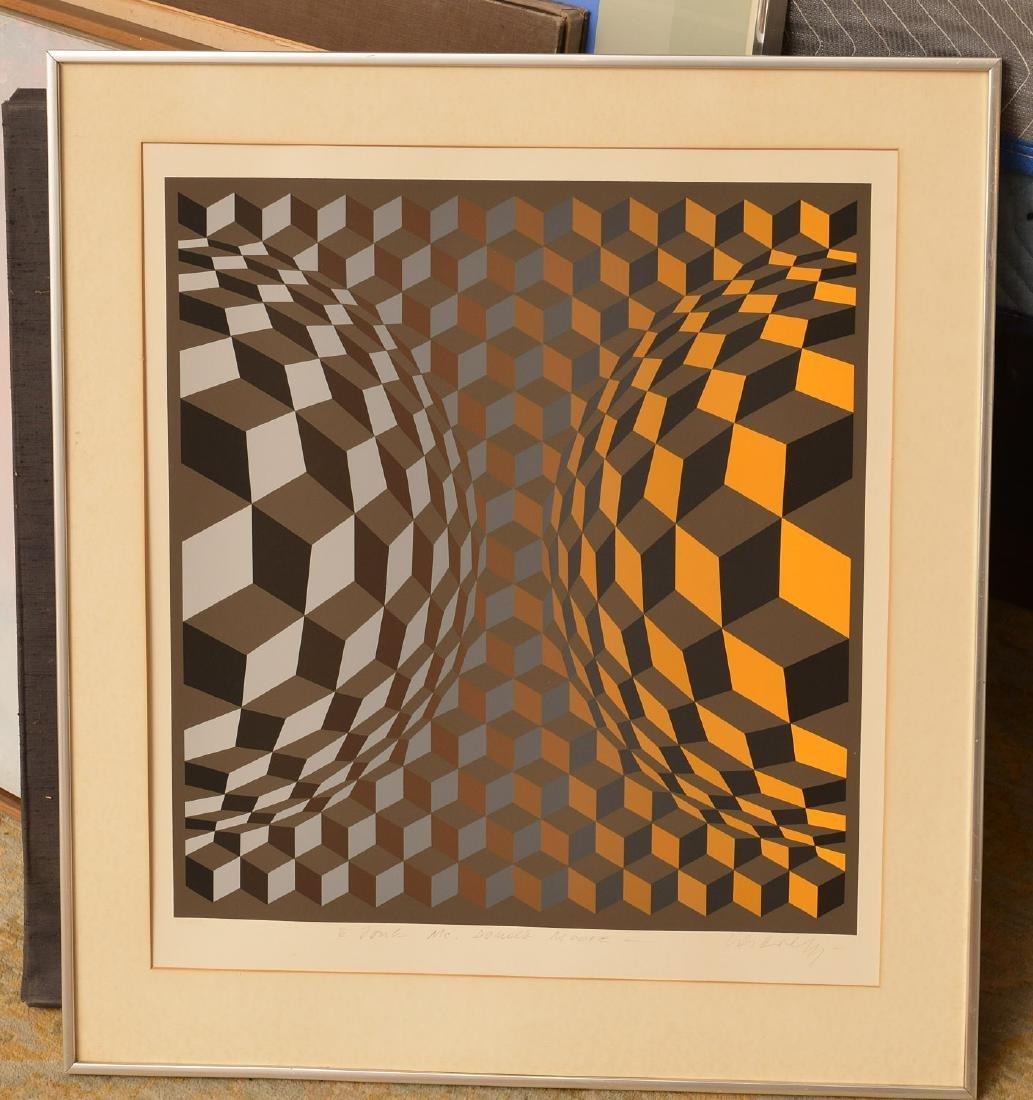 Victor Vasarely, print
