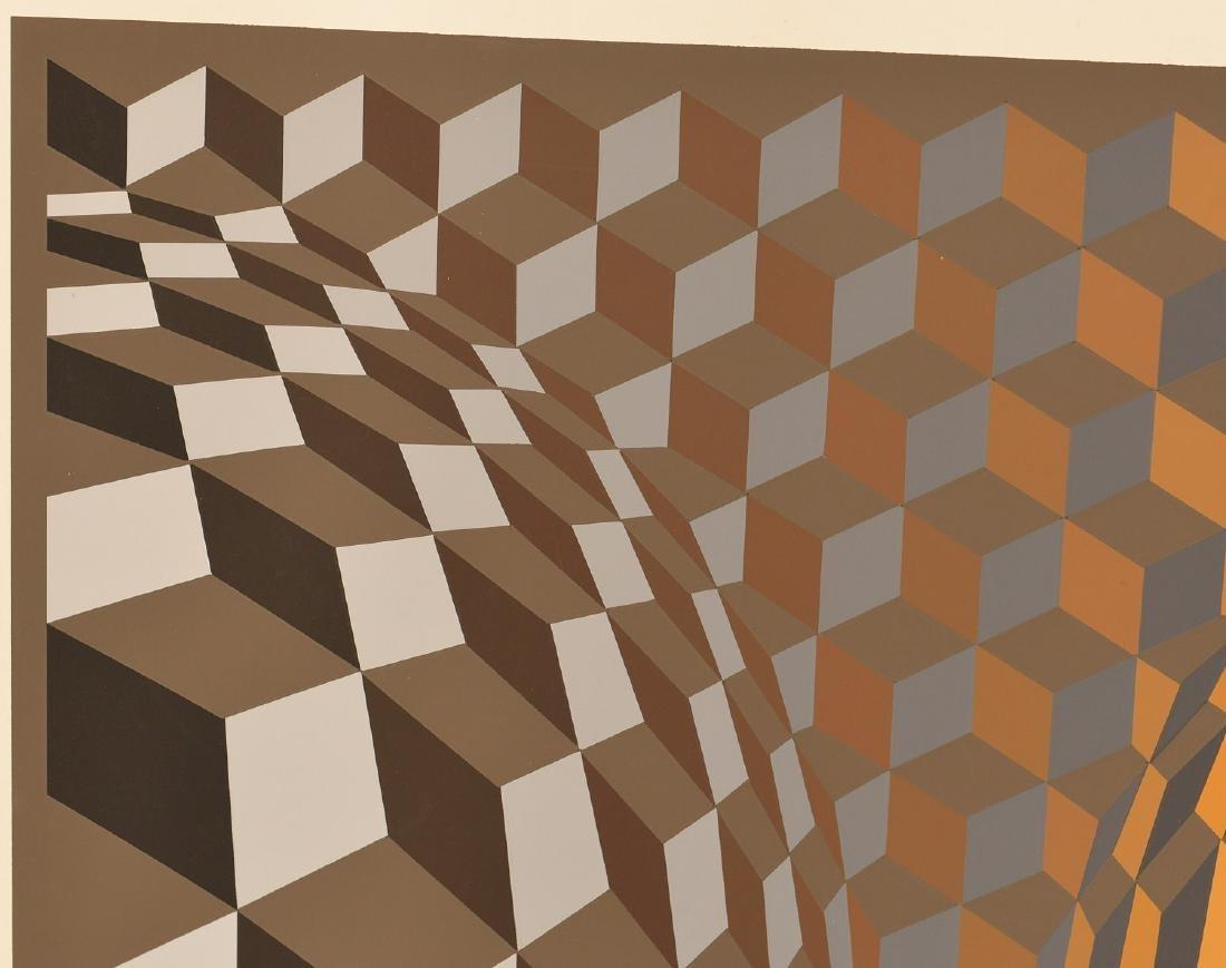 Victor Vasarely, print - 3