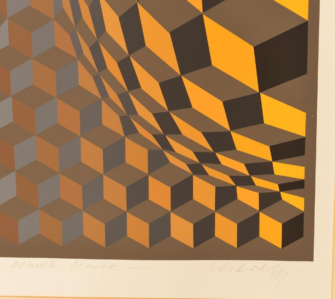 Victor Vasarely, print - 4