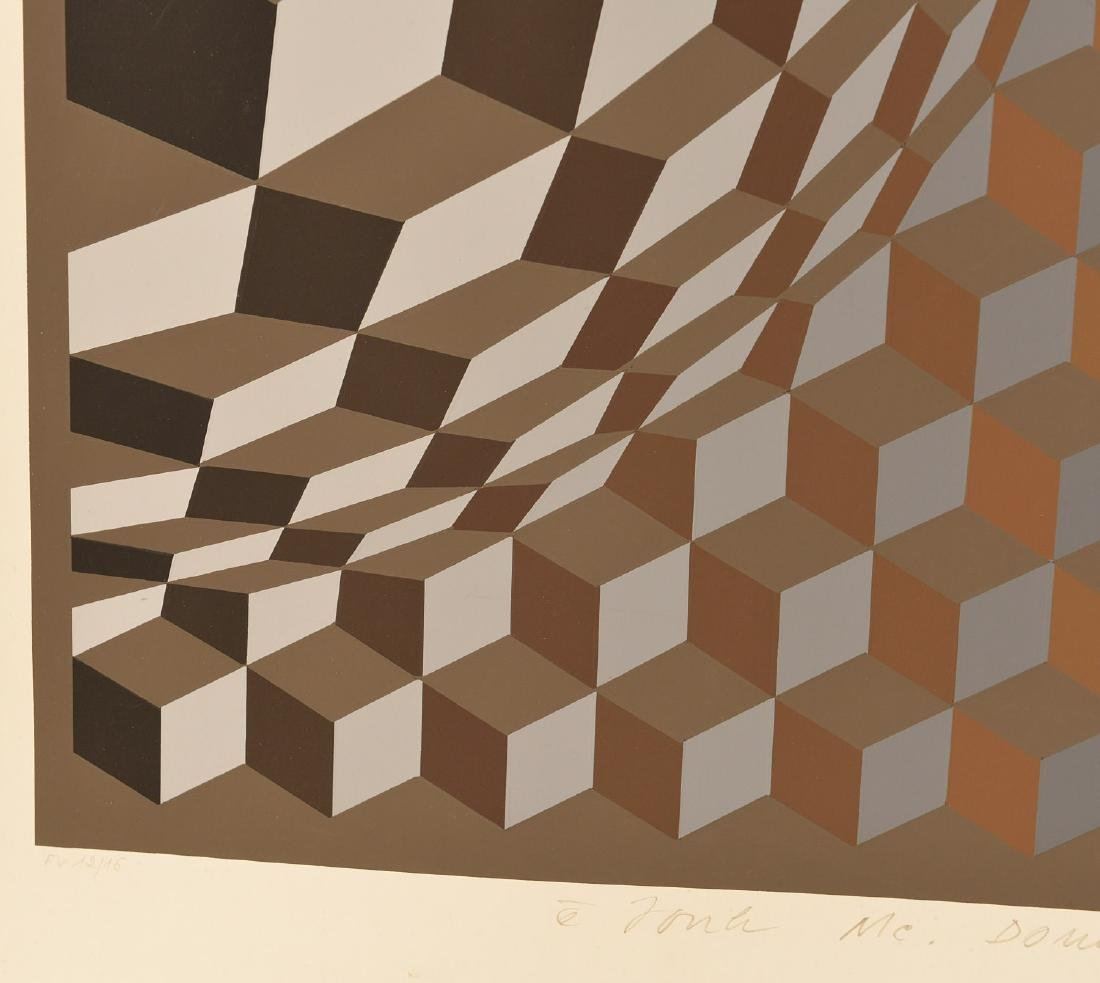 Victor Vasarely, print - 5