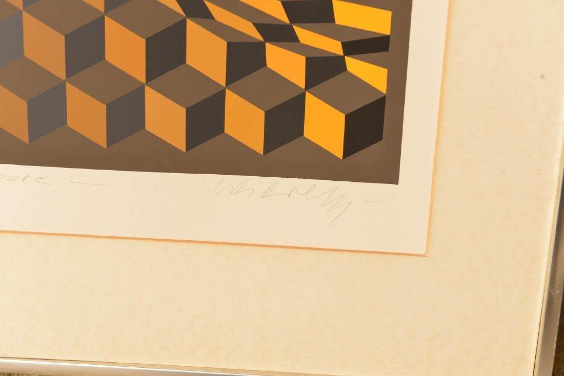 Victor Vasarely, print - 7