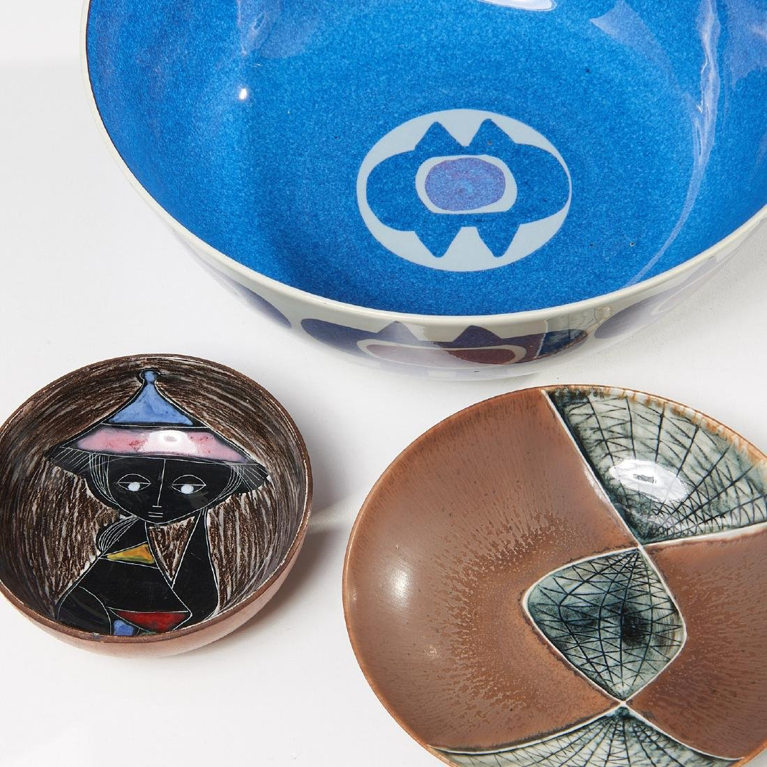 Group European Modernist ceramics - 4