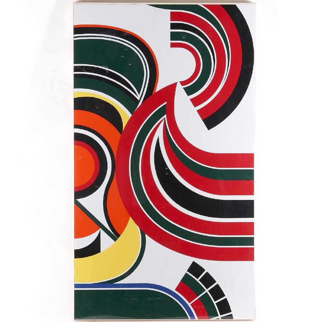 Jean Dewasne, (3) lithographs - 3