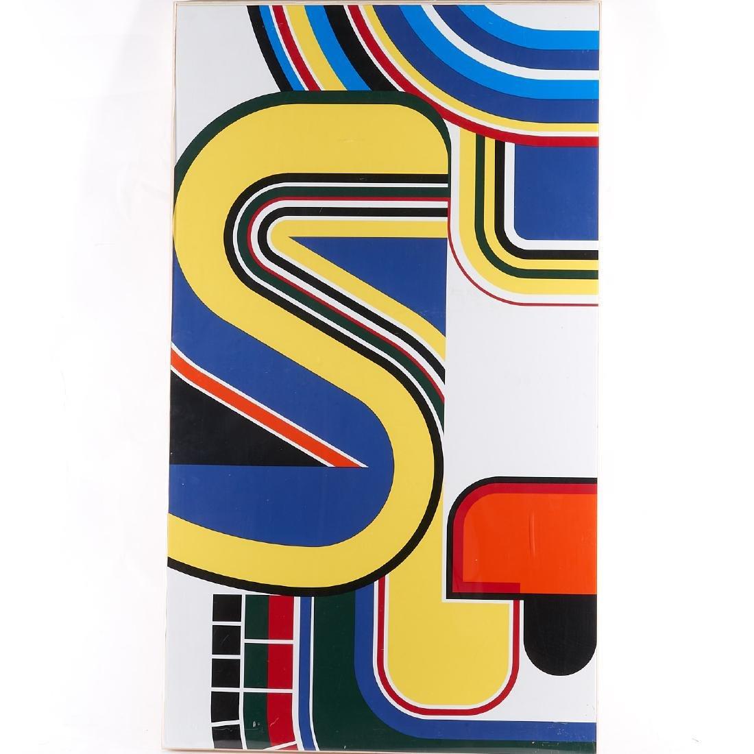 Jean Dewasne, (3) lithographs - 4