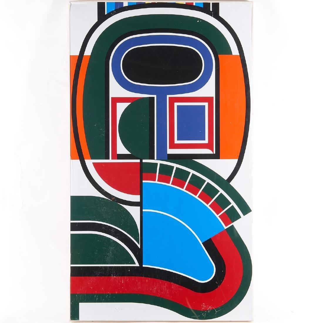 Jean Dewasne, (3) lithographs - 5